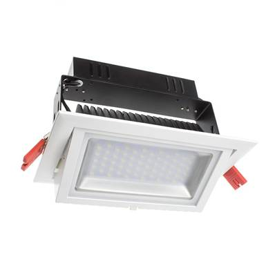 PROJECTEUR LED RECT ORIENTABLE 20W